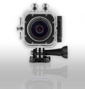 Silverlabel Focus Action Cam 360º